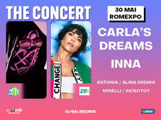 Carla's Dreams / The Concert / 30 mai - Bilet de o zi