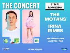 The Motans - Showul Anului 2020 pe 31 mai