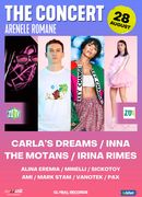 The Motans / Irina Rimes / Carla's Dreams / The Concert / 28 August - Bilet de o zi