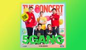 5GANG / The Concert / 1 iunie - Bilet de o zi