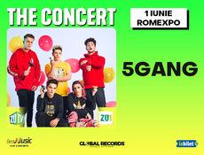 5GANG - Showul Anului 2020 pe 1 iunie