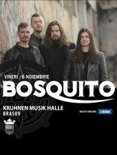 Brașov: Concert Bosquito