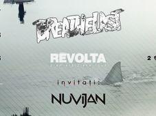 "Breathelast - lansare ""Revolta"" / Expirat / 26.02"