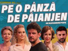 Spectacol de teatru-Pe o panza de paianjen