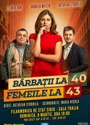 Sibiu: Barbatii la 40, Femeile la 43