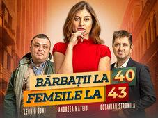 Brasov: Barbatii la 40, Femeile la 43
