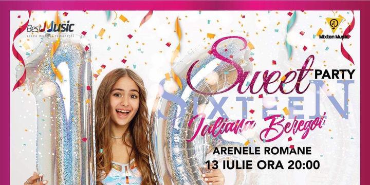 Iuliana Beregoi - Sweet 16 la Arenele Romane