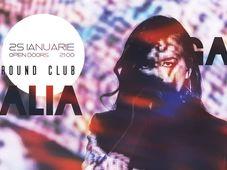 Concert Amalia Gaiță @ Underground Club
