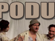 Bucuresti: Podu'