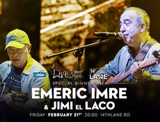 Emeric Imre & Jimi El Laco