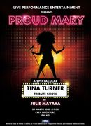 PROUD MARY – A Spectacular TINA TURNER Tribute Show