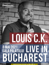 Louis C.K. – Live in Bucharest