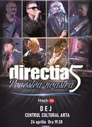 Dej: Concert Directia 5 - Povestea Noastra