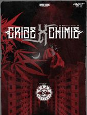 CRIZE X CHIMIE / Grey Matters / Expirat / 25.03