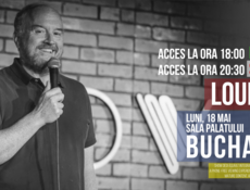 Louis C.K. – Live in Bucharest - Show nr. 2