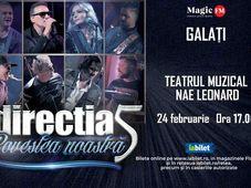 Galati: Concert Directia 5 - Povestea Noastra (Show 2)