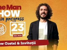 One Man Show Costel si Invitatii lui