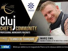 Professional workshops for chefs nr. II