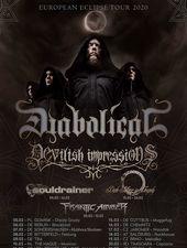 Timisoara: Concert Diabolical (Black metal - Sweden)
