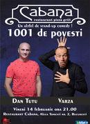 Un alt fel de stand-up - 1001 de povesti cu Tutu & Varza
