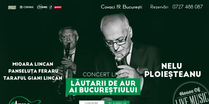Lăutarii Bucureștiului si invitatii - Sarbatoare la zi mare