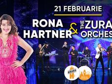 Concert Rona Hartner & The Zuralia Orchestra
