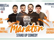 Maraton Stand Up Comedy X4