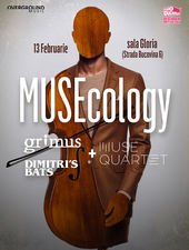 MUSEcology: Grimus si Dimitri's Bats x Muse Quartet la Sala Gloria Bucuresti