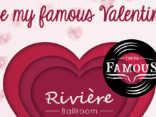 Be My Famous Valentine!