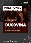 Bucovina | Lansare Single at /FORM Space