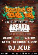 Return Of The DJ – Breakin' Competition + Scratch & Graffitti Showcase / Expirat / 16.02