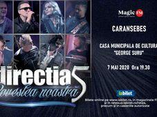 Caransebes: Concert Directia 5 - Povestea Noastra