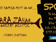 Piatra Neamt: Concert acustic Fără Zahăr