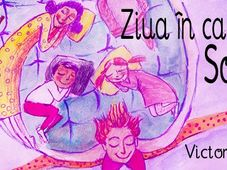 Momolino Teatru și Povești pentru copii - Ziua in care a fugit somnul