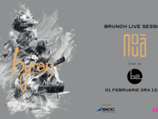 "Byron – ""Nouă"" Brunch Live Session"