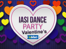 Iasi: Dance Party Valentine's