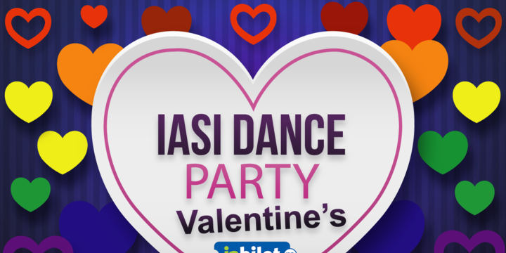 Iasi: Dance Party Valentine's