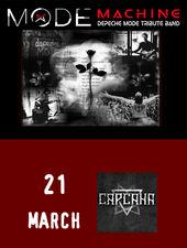Timisoara: Depeche Mode Tribute: Mode Machine (IT) in Capcana