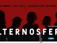 Târgu Mureș: Concert Alternosfera