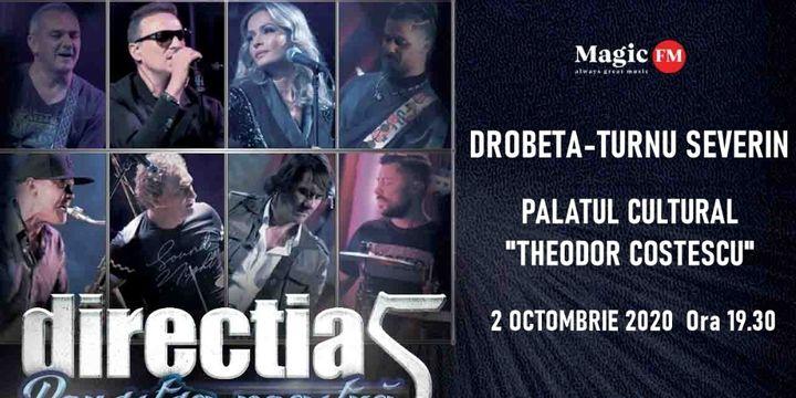 Drobeta-Turnu Severin: Concert Directia 5 - Povestea Noastra
