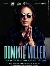 Cluj-Napoca: Concert Dominic Miller