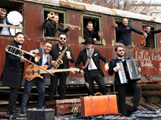 Cluj-Napoca: Concert Mahala Rai Banda - MRB