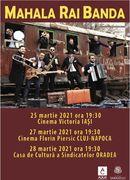 Oradea: Concert Mahala Rai Banda - MRB