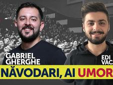 Navodari, ai umor? Stand up Comedy Show cu Gabriel Gherghe