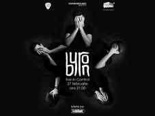 """byron – """"Nouă"""" live la Control"""