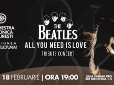 The Beatles - All You Need Is Love - Orchestra Simfonica Bucuresti