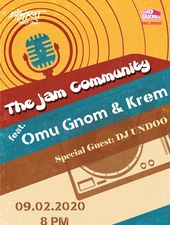 The Jam Community feat. Omu Gnom & Krem / Expirat