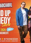 Stand up comedy cu Maria Popovici, Mincu si Banciu ''Usor negociabil''