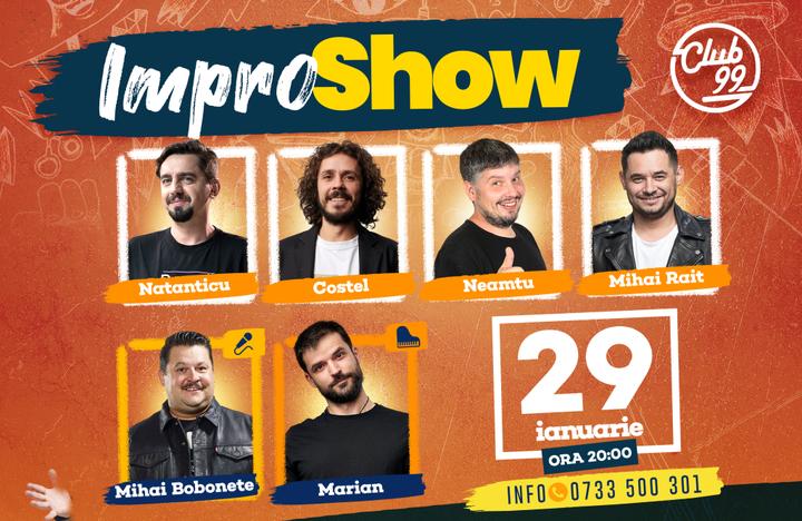 Improshow @ Club 99
