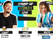 Stand up Comedy - Serghei si Anisia